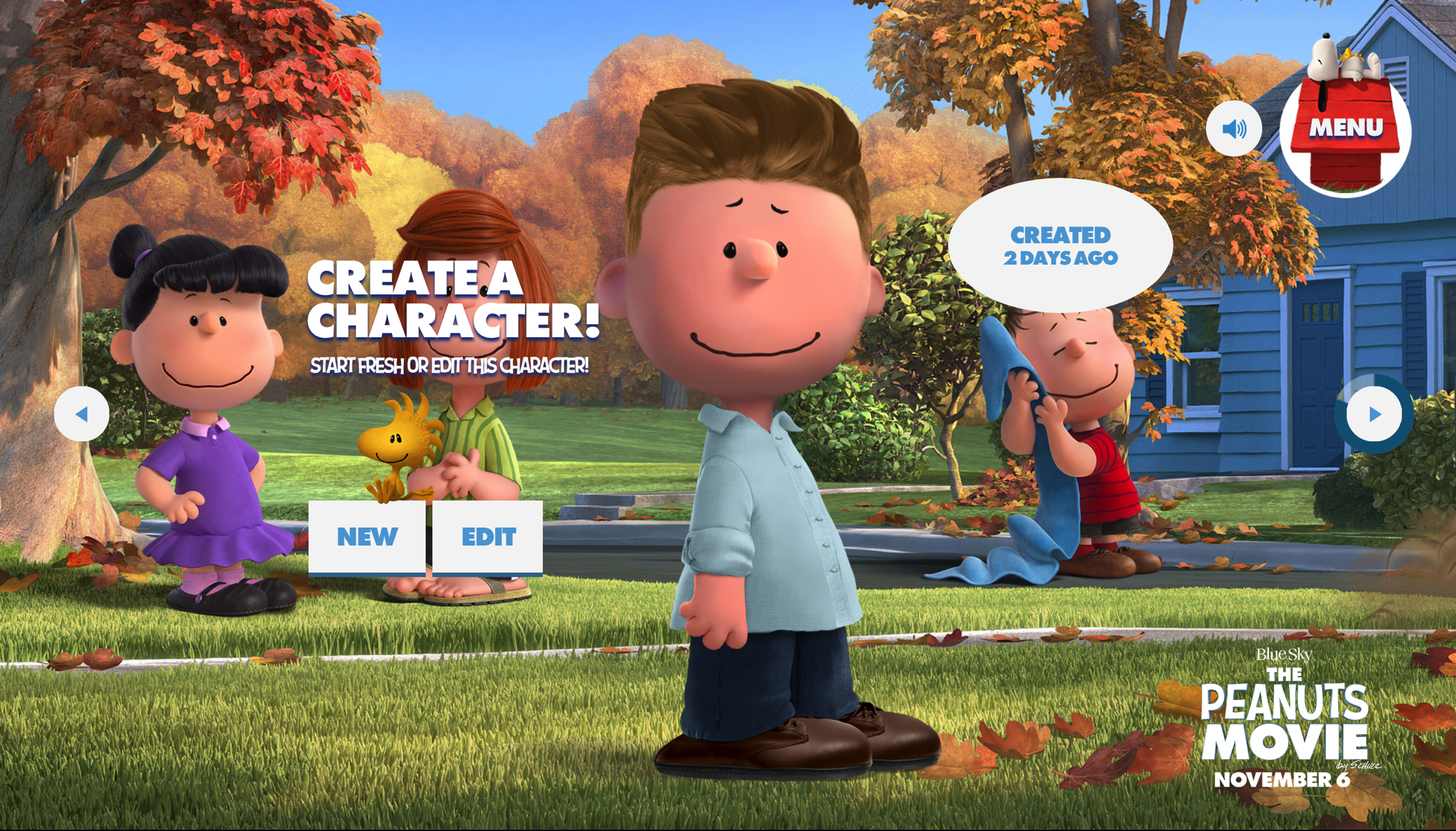 Get Peanutized   Turn Yourself into a Peanuts Character